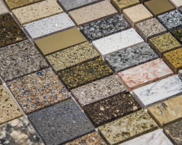 Granite Countertops at Ramsey Flooring