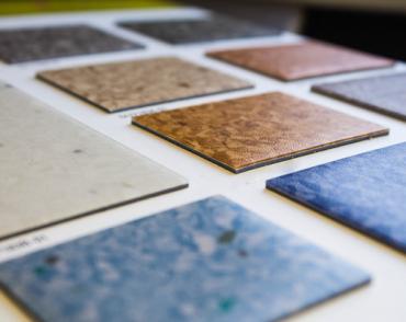 Get linoleum flooring at Ramsey Flooring.