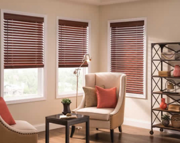 Purchase Graber shutters and blinds from Ramsey.
