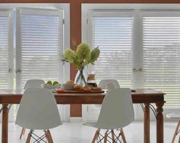 Beautiful window treatments from Alta Window Fashions.