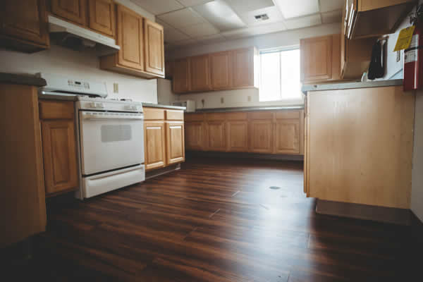 Installing flooring and carpet in your home.