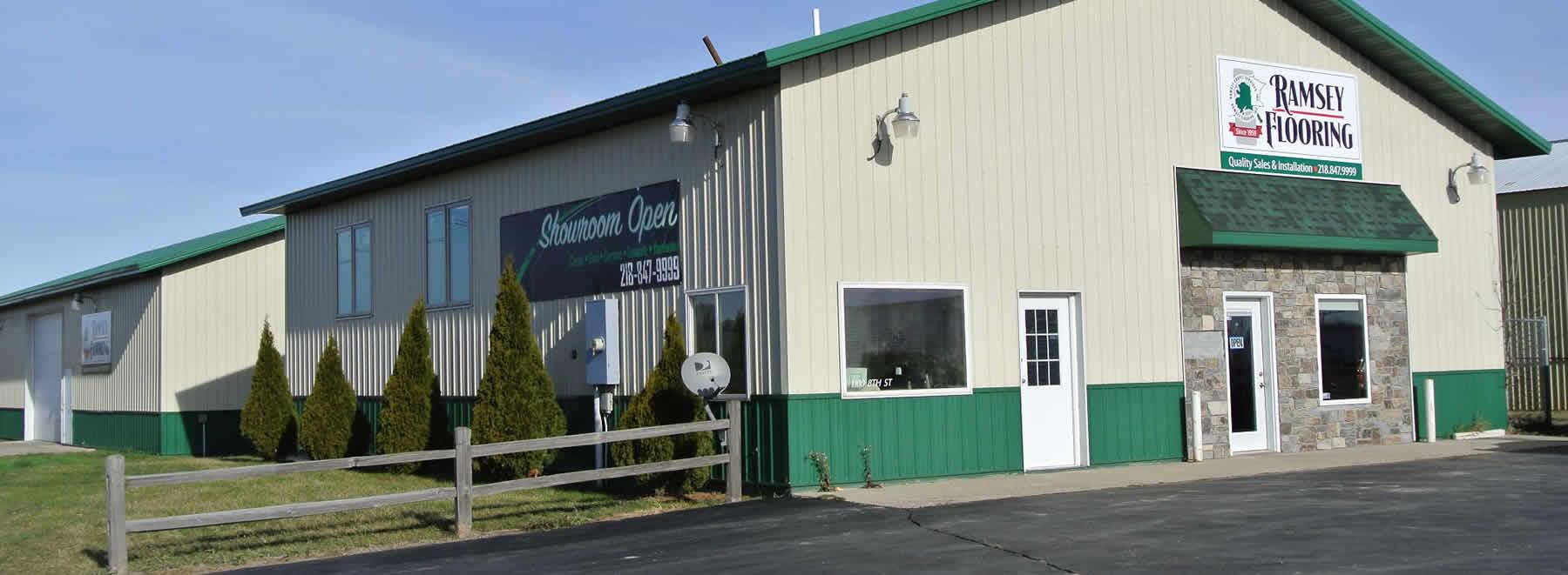 Ramsey Flooring Sales in Detroit Lakes