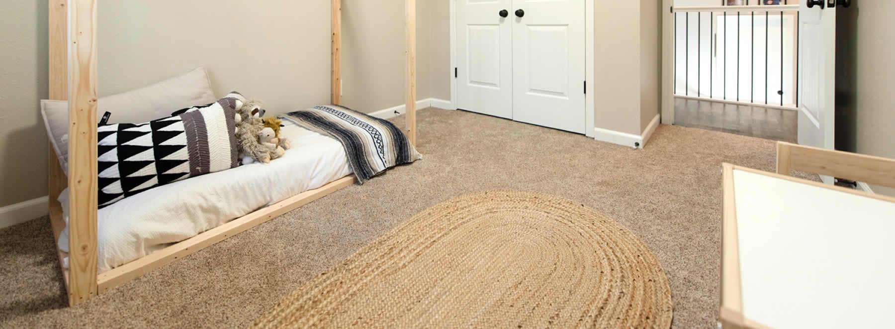 Large supply of flooring options
