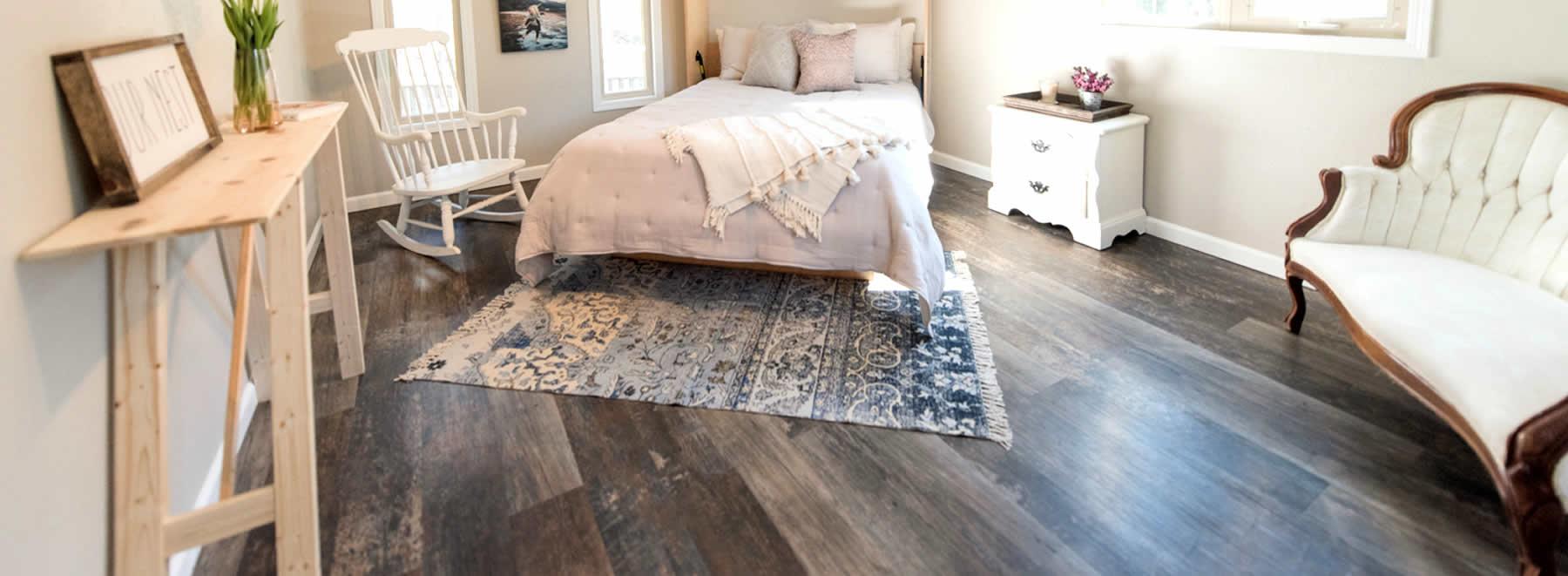 Purchase flooring from Ramsey Flooring